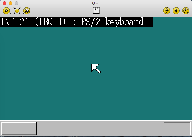 Keyboard Interrupt